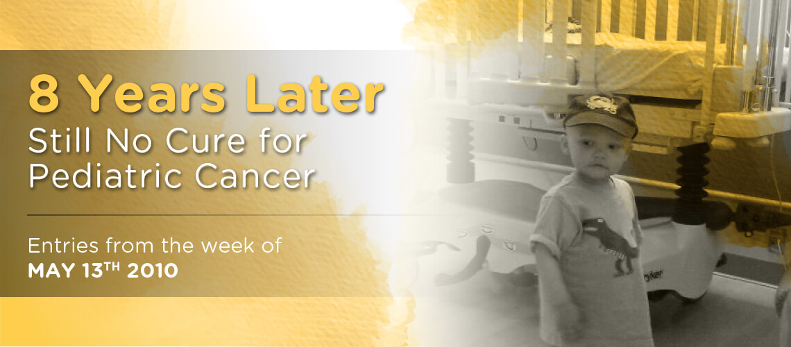 8 Years Later—Still No Cure for Pediatric Cancer – 160